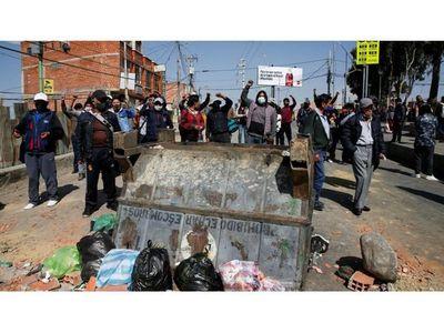 Bolivia se polariza  en medio de crisis política y social