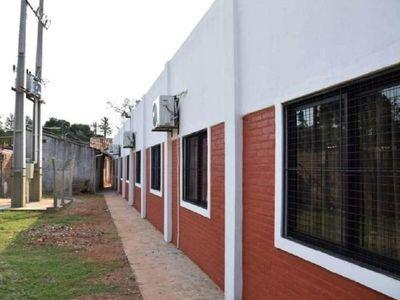 Inauguran  mejoras en varias escuelas de Encarnación