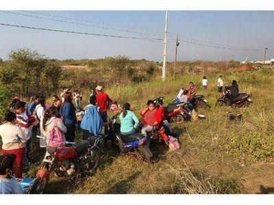 Denuncian intento de ocupación de reserva en Concepción