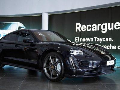 El lanzamiento del Porsche Taycan