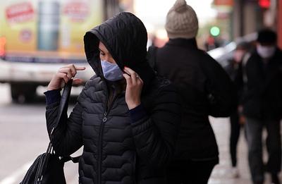 Anuncian ambiente frío a fresco y precipitaciones para este miércoles