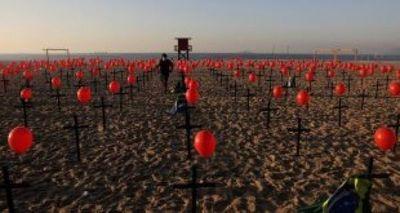 Brasil superó las 100.000 muertes por coronavirus