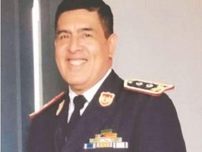 Fallece comisario y anuncian fuerte control policial