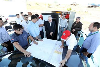 Ruta Verde: están a pasos de habilitar primera estación de carga eléctrica en Piribebuy