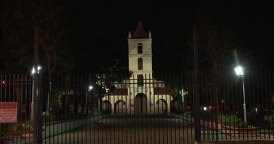 Ante aparición de caso de Covid-19, cierran iglesia de Ypané