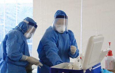 Casos de coronavirus en Paraguay ascienden a 7.519