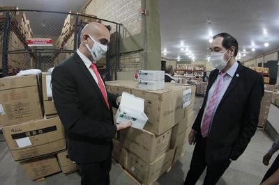 Salud procesa compra de equipos e insumos por USD 145 millones