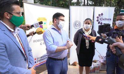 Gobernación y Secretaría de Cultura inician  tareas de asistencia alimentaria para artistas – Diario TNPRESS
