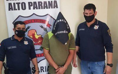 Malviviente con frondoso prontuario  policial es detenido por hurto agravado – Diario TNPRESS