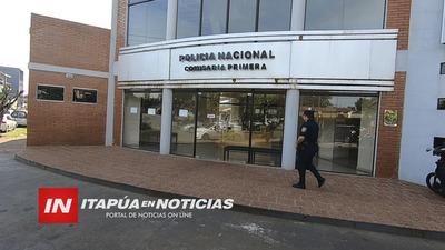 ENCARNACIÓN: UNA JOYERÍA FUE BLANCO DE DELINCUENTES