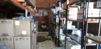 CDE: ordenan peritaje de medicamentos almacenados en precario depósito de Salud Pública