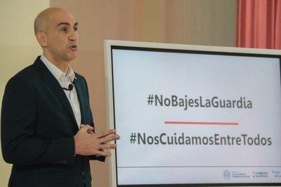 """Julio Mazzoleni: """"No hay intención de retroceder de fase"""""""