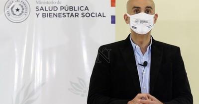 """Mazzoleni: """"El retroceso de fase no es la intención del Ministerio de Salud"""""""