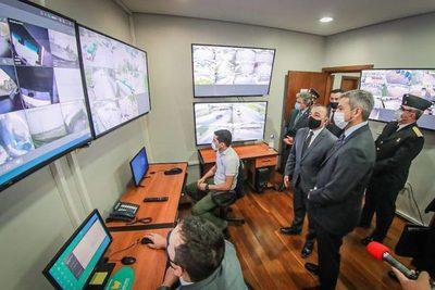 Instalan cámaras en zonas fronterizas con la intención de combatir el contrabando