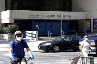 """EE.UU. y el temor a un  """"apocalipsis""""  escolar"""
