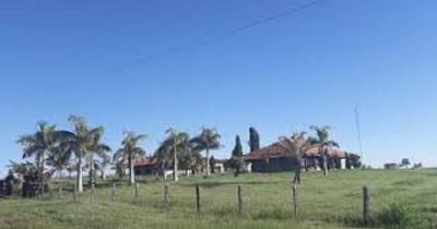 """Estado paraguayo toma posesión de valiosas propiedades rurales de """"Cabeza Branca"""""""