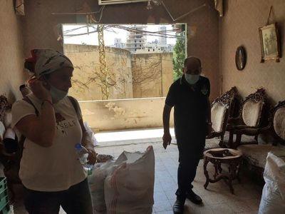 Más de 600 edificios históricos afectados, 70 en riesgo de derrumbe en Beirut