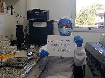 Bioquímicos, en pie de guerra contra biólogos por claro intento de usurpación de funciones