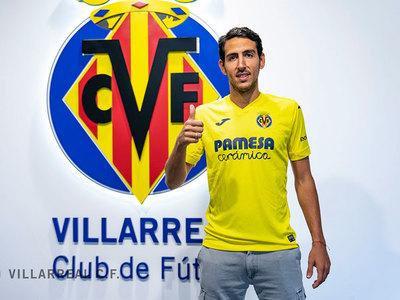 Dani Parejo entra al Submarino Amarillo