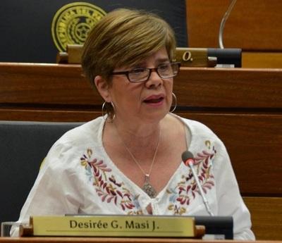 Se necesita autoridades más enamoradas de la sociedad y no solamente queriendo aplausos, dice Masi