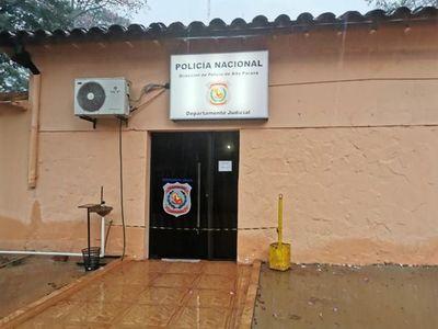 Comisaría va a cuarentena tras fallecimiento de policía por Covid-19