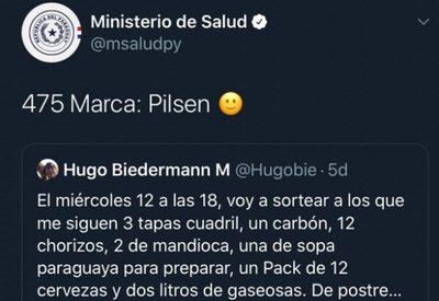 El Ministerio de Salud le hizo un favor a Pilsen