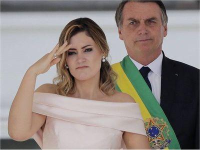 Abuela de la esposa de Bolsonaro muere víctima de Covid-19