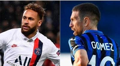 HOY / PSG y Atalanta abren hoy los cuartos de final de la Liga de Campeones