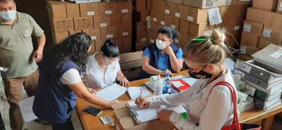 """""""A lo mejor un copetín tenía más documentación"""", afirma Yolanda Paredes sobre el depósito de Salud Pública en CDE » Ñanduti"""