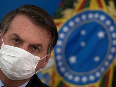 La abuela de la esposa de Bolsonaro muere víctima de COVID