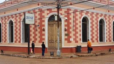 Concepción: Sucursal de la BNF se mantendrá cerrada hasta nuevo aviso