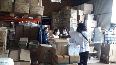Investigarán si nota sobre las condiciones del depósito de Alto Paraná llegó a manos del ministro de Salud