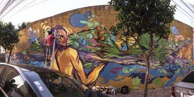 Covid-19 inspira concurso de artes visuales en Paraguay