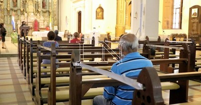 Aprueban pedido de cambio de protocolo en iglesias