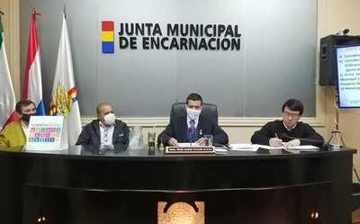JUNTA MUNICIPAL APRUEBA ESTUDIO TÉCNICO SOBRE TRANSPORTE DE PASAJEROS
