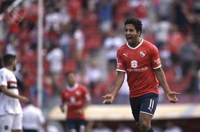 Otro club paraguayo también quiere a Cecilio