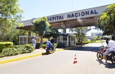 Unos cien funcionarios del Hospital de Itauguá están en cuarentena sanitaria, tras casos positivos de COVID
