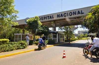 MÁS DE 100 FUNCIONARIOS DEL HOSPITAL NACIONAL A CUARENTENA