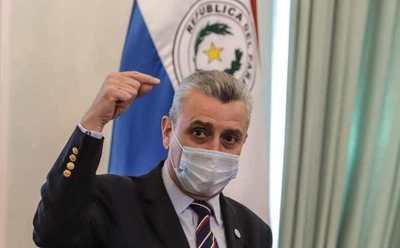 """Desde el Palacio admiten error en Salud Pública: """"Pido disculpas públicamente"""""""