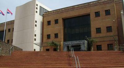 Confirman caso positivo de COVID-19 en Poder Judicial de Pedro Juan Caballero