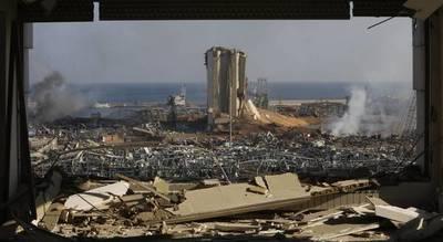 Tras la explosión de Beirut, la ONU teme otro desastre con petrolero en Yemen