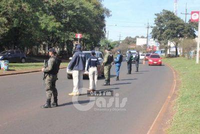 Policía controlará calles y persuadirá a ciudadanía para evitar aglomeraciones