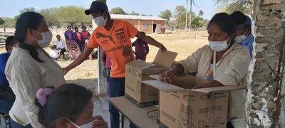 Chaco: Buscan reducir el uso de leña donando 250 ecofogones a nativos