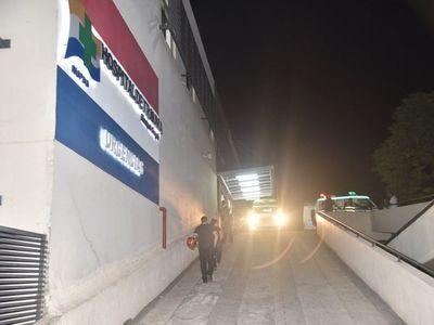 Pasajera muere tras caer de un colectivo en Fernando de la Mora