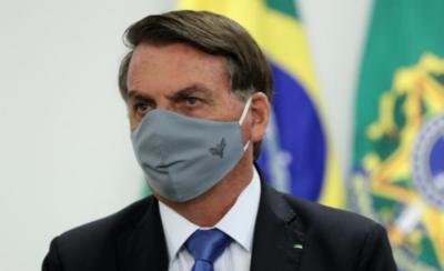 HOY / Fallece un familiar de Jair Bolsonaro a consecuencia de la covid-19