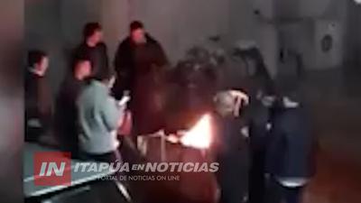 COVID EN TRP: FIESTAS, VISITAS Y VIOLACIÓN DE PROTOCOLOS, FUERON DETONANTES DE LOS CONTAGIOS