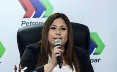 Amplían imputación contra Patricia Samudio por caso Petropar