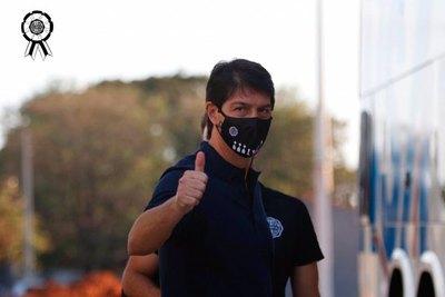 Garnero repetiría equipo por primera vez en el Apertura