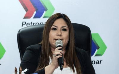 Fiscalía amplió imputación contra la ex Presidenta de Petropar e incluyó como procesado a su marido