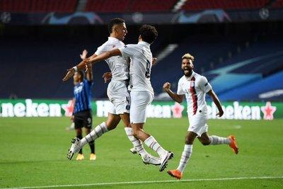 PSG reacciona sobre la hora y avanza a semifinales